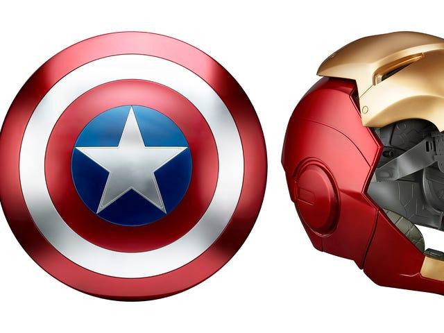 Hasbro dan Marvel Sekarang Mempunyai Akses Peranan Bermain Terperinci Tetapi Terjangkau