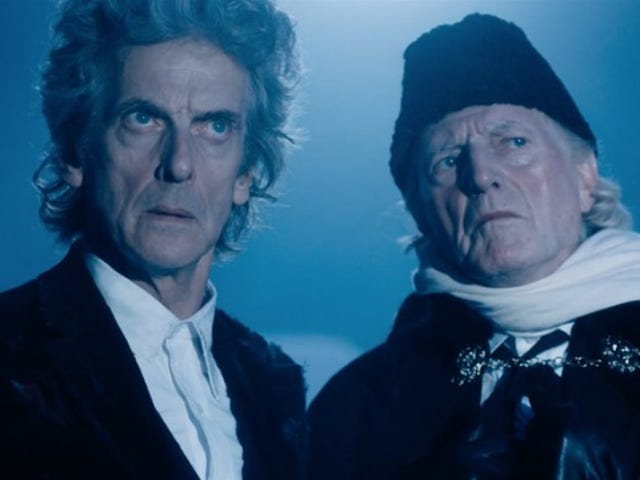 "Doctor Who ""Twice Upon A Time"" Review (Spoilers)"