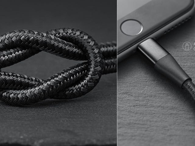 Anker Has a New Best Lightning Cable, and It's $6 Off Today, With a Lifetime Warranty