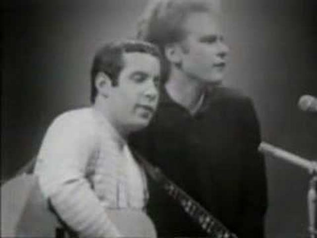 "Simon & Garfunkel, ""Sounds of Silence"""