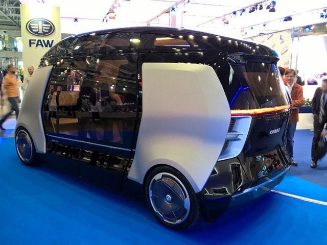 Russia's Google Is Developing Its Own Driverless Vehicle