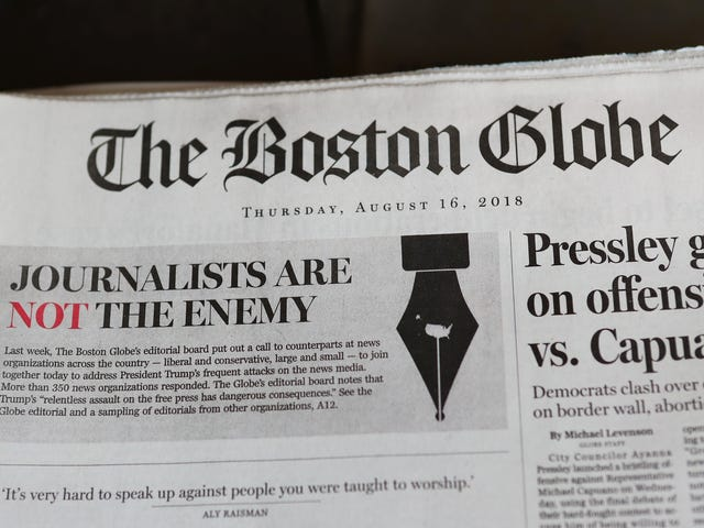 Boston Globe Drops Out Of The Legal Fight For The Robert Kraft Video [Update]