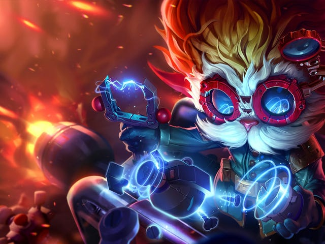 League of Legends Has Flipped Its Metagame On Its Head