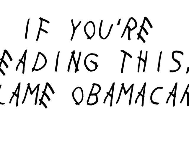 À cause d&#39;Obamacare, j&#39;écris pour <i>The Root </i>