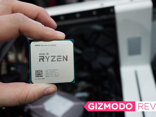 AMD's Newest Processors Are So Good You Can Skip the Graphics Card
