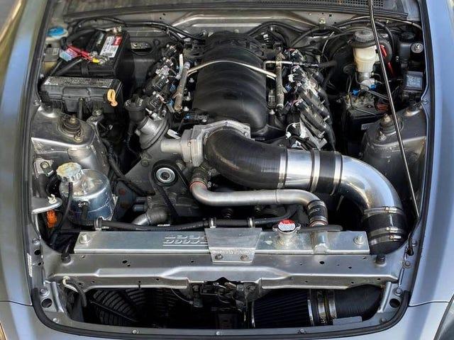 Könnte dieser mit LS3 getauschte Honda S2000 von 2003 bei 19.000 US-Dollar Sie dazu bringen, Drehmoment über Drehzahl zu lieben?