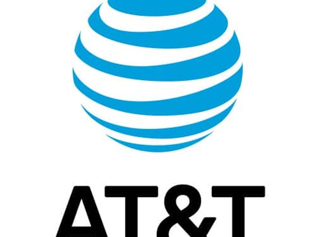 Online with AT&T right now