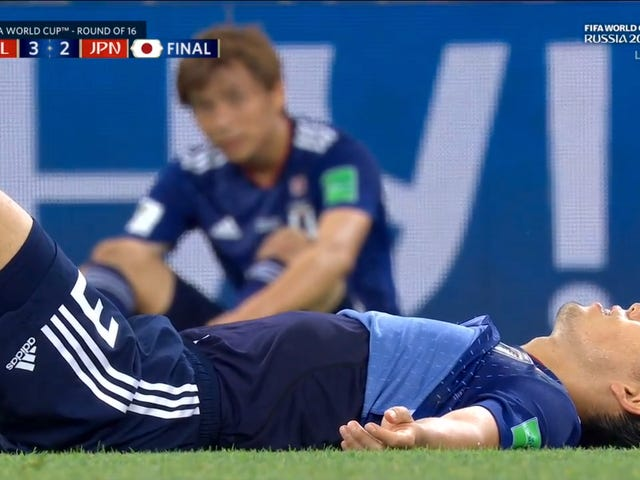 Most Thrilling Half Of The World Cup Ends With Belgium Sticking A Dagger In Japan's Heart
