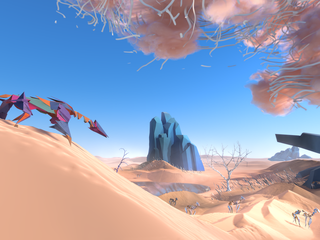 Another World Creator Éric Chahi Is Back With A PS4 VR Game