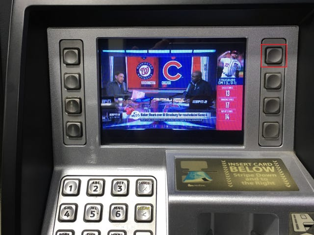 Silence Annoying Gas Pump TV Ads With This Button