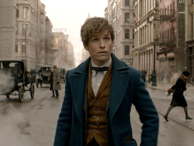 The Latest Trailer for Fantastic Beasts Welcomes You To New York