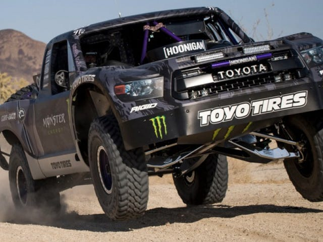 Super Fast Desert Trucks Will Make the 2019 King of the Hammers So Much Cooler