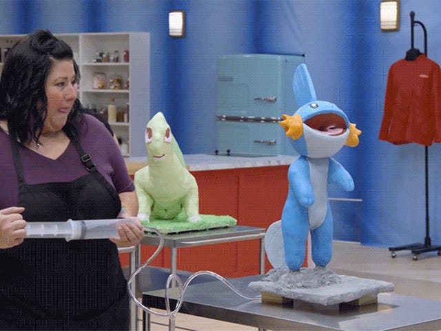 The Pokémon Cakes Episode Of Food Network Challenge Is A Glorious Mess