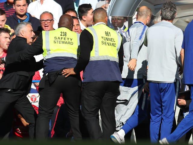Alla, inklusive FA, överreagerar till José Mourinho-Marco Ianni Thing