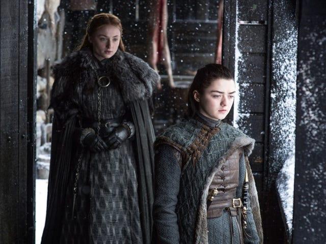 Ένα θλιβερό, εκπληκτικό τέλος αποσπά την προσοχή από την ασυνεπή αφήγηση του παιχνιδιού Thrones (newbies)