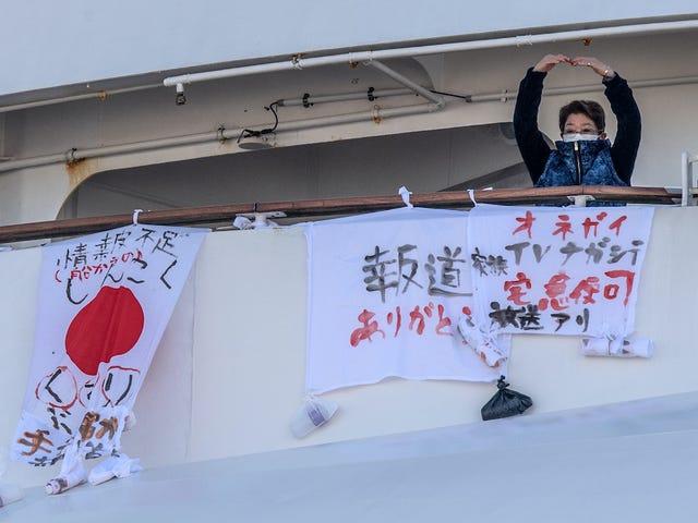 Ang Coronavirus Cases sa Cruise Ship Skyrocket bilang China ay nagtala ng Pinakamataas na Single-Day Death Tol
