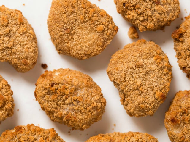 Thousands of Recalled Frozen Chicken Nuggets May Contain Wood, No Gluten Though