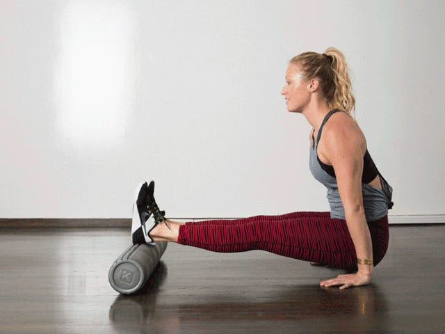 Your Foam Roller Can Give You a Strength Workout