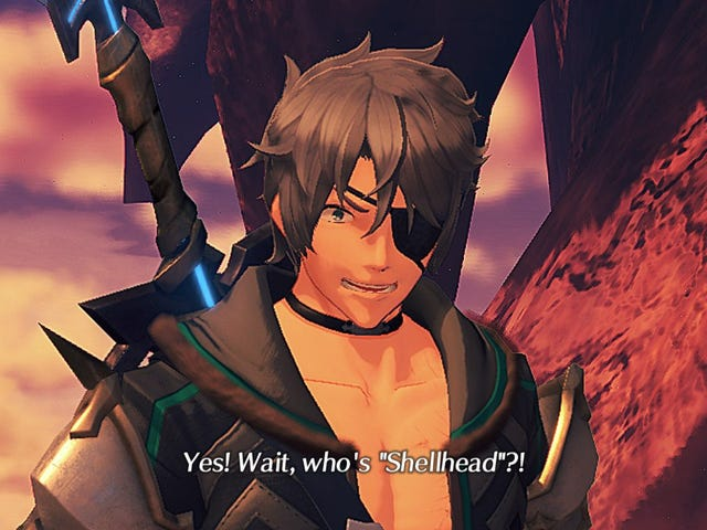 I Fell for Xenoblade Chronicles 2's Nonsense
