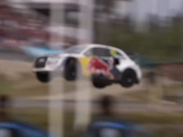 Hei BMW, Pergi ke World Rallycross