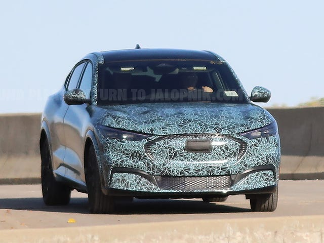 Mustang Mach-E: Ford'un 'Mustang-Inspired' Elektrik Geçişi Bir İsim Alır