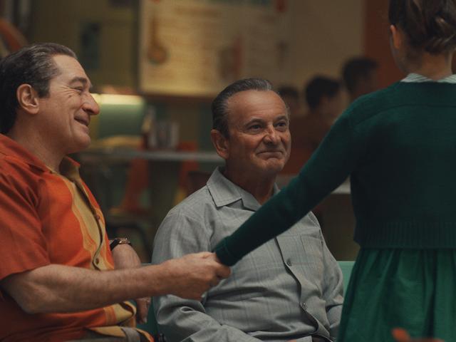 Martin Scorsese og Robert De Niro genforenes om et sidste gribende krimiepos, The Irishman