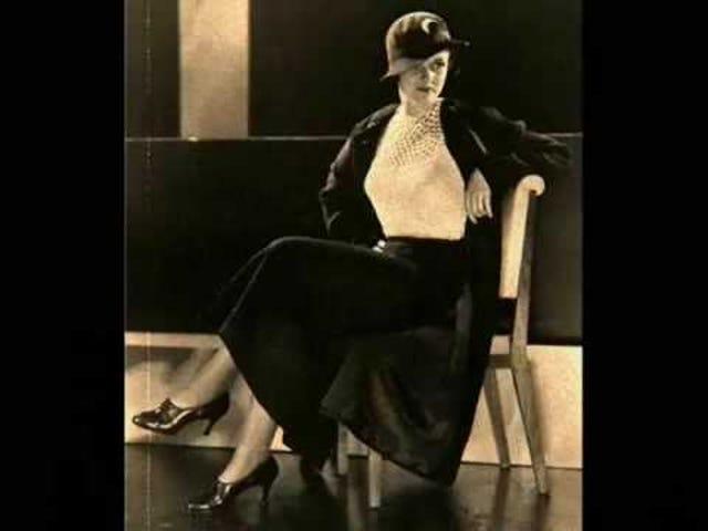 Mode der 30er Jahre
