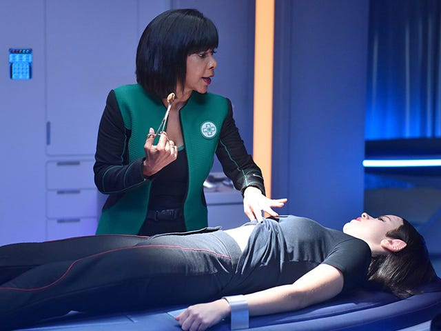 The Orville gets spooky in an enjoyable episode