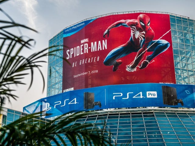 Watch Sony's E3 2018 Press Conference Here, Live [Update: Over]