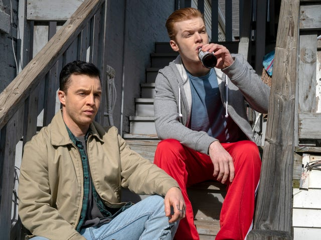 Shameless finally tries to fill the Fiona-sized hole at its center by leaning into Gallavich