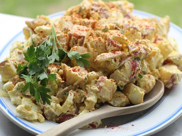 The Internet Is a Big, Nasty Potato Salad We Can't Get Enough Of