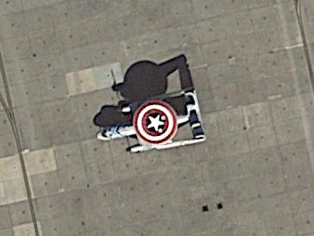 Fun with Google Earth