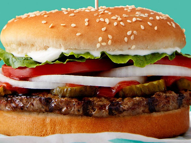Burger King's Impossible Whopper arrives nationwide next week