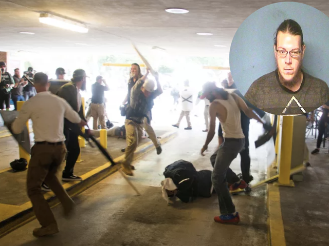 White Supremacist Jacob Scott Goodwin Guilty in Charlottesville Parking Garage Attack of DeAndre Harris