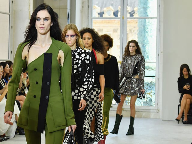 French Fashion Companies Draft Charter to Ban Super-Skinny Models