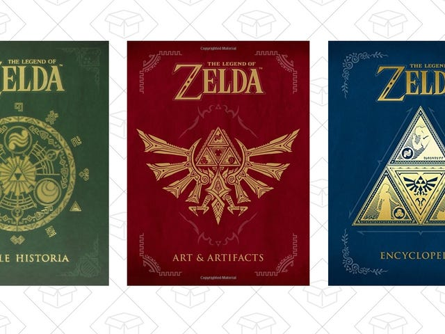 The Ultimate Gifts For Any Zelda Fan Are On Sale Today