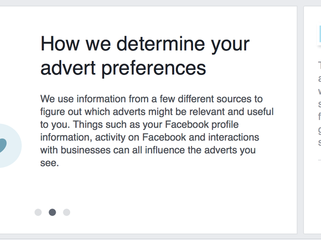 """Facebook Will Now Let You Block Ads That Might Be """"Upsetting"""""""