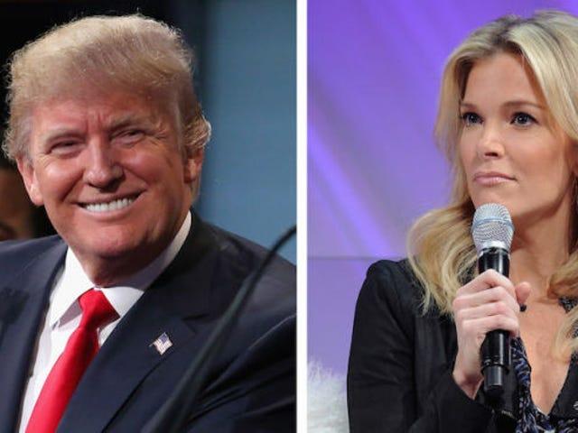 Donald Trump Mahu 'Bias' Megyn Kelly Untuk Melangkau Debat Seterusnya