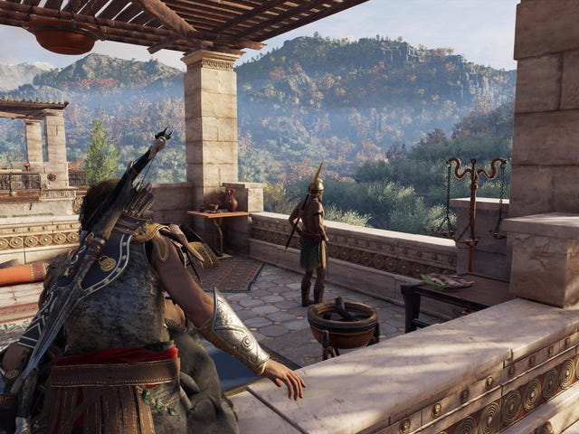 How To Play Assassin's Creed Odyssey Like An Actual Assassin