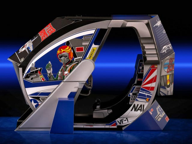 A New Book About Sega Includes Incredibly Detailed Pop-up Paper Models of Its Iconic Arcade Games