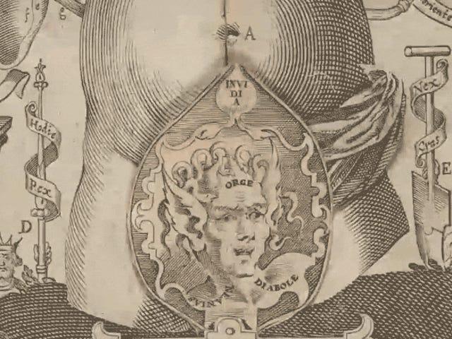कोलंबिया जस्ट ने 1610 के दशक से एक बेस्टसेलिंग एनाटॉमी फ्लिपबुक का डिजिटलीकरण किया
