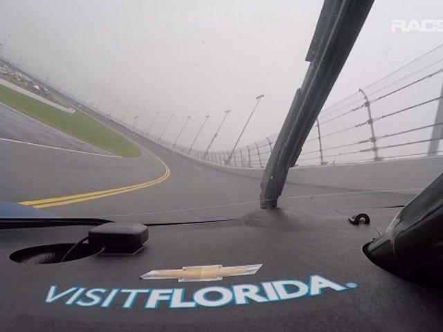 RACER Video: Visit Florida Racing Corvette DP In-Car at Daytona