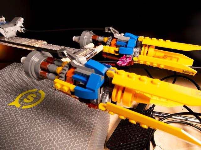 Звёздные войны: Лего снова делает Подрасинг крутым