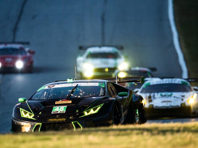 Lamborghini Wins First IMSA GTD Title at Petit Le Mans