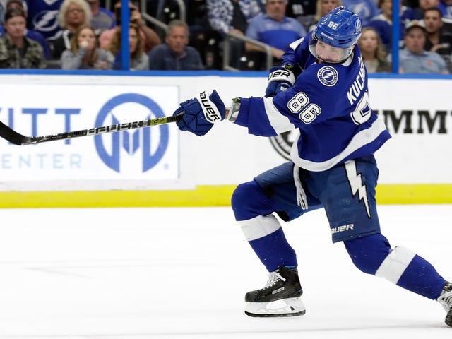 Nikita Kucherov's Season Is Unlike Any We've Seen In A Long Time