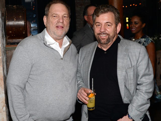James DolanHolds Grudge Against WFAN For Months Because One Host Hated His Harvey Weinstein Song