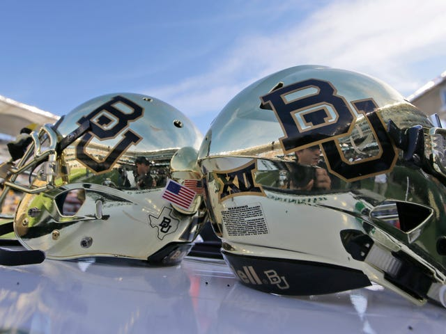 Grand Jury Doesn't Indict Two Baylor Football Players Accused Of Sexual Assault