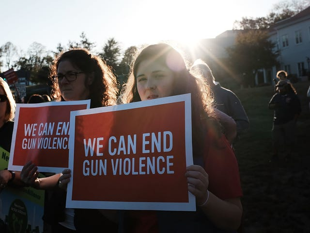 Sandy Hook Victims' Families Can Now Go to Trial Against Gun Manufacturers