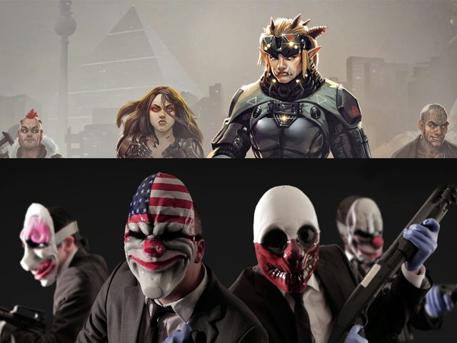 A Payday Style Shadowrun Game can Work