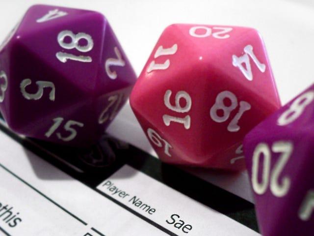 Use Google para lanzar dados para su juego de rol de mesa favorito